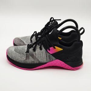 Nike Metcon Flyknit 3 Womens Training Shoes Black